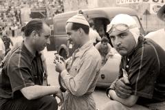 1950 Manzon Fangio Trintignant Simon Gonzales