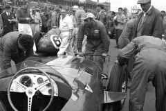Harry Schell - Maserati 250F
